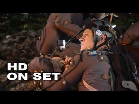 Dawn Of The Planet of the Apes: Behind the Scenes (Movie Broll) 2 of 2