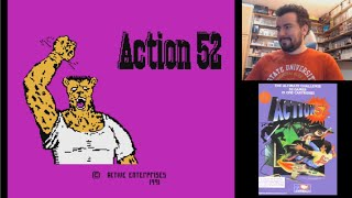 ACTION 52 (NES) - Las 52 morrallas industriales de los Cheetahmen
