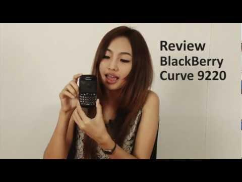 Review BlackBerry Curve 9220