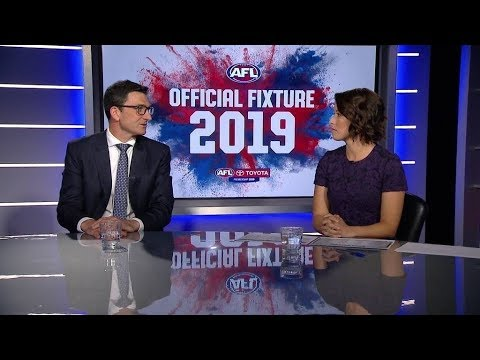 The 2019 fixture revealed   AFL Mp3