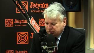 Borusewicz: władze rosyjskie bały się mojej obecności (Jedynka)