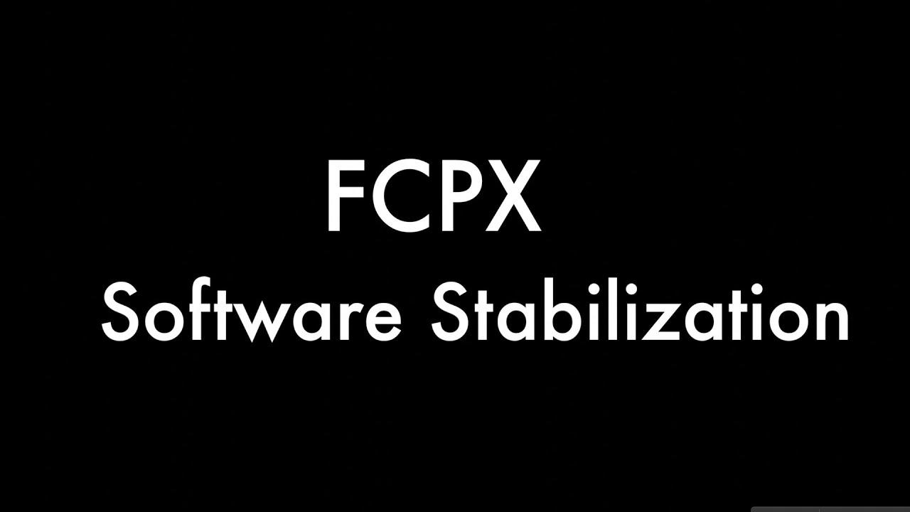 December tutorial roundup for Final Cut Pro X