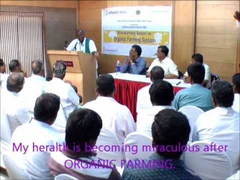 TN farmers on organic food production, a message to consumers part 1