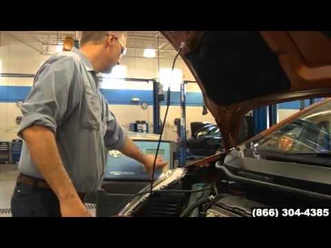 volkswagen auto hvac air conditioning service ac leak repair avondale phoenix az larry hmiller