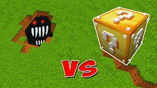 BICHO PAPÃO VS. LUCKY BLOCK (MINECRAFT LUCKY BLOCK CHALLENGE)