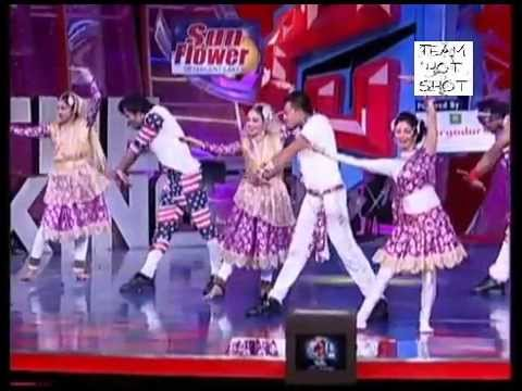 Dhee 6 suchin choreography - 17th July 2013 ,4th episode Travel Video