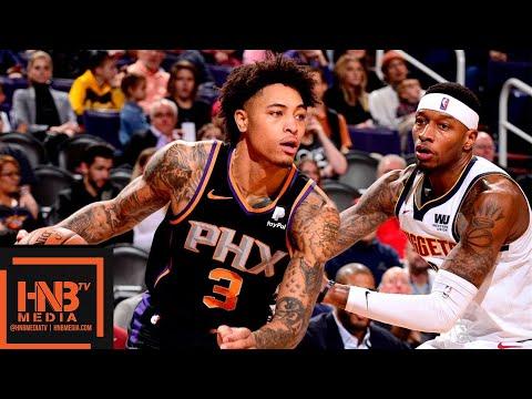 Denver Nuggets vs Phoenix Suns Full Game Highlights | 01/12/2019 NBA Season
