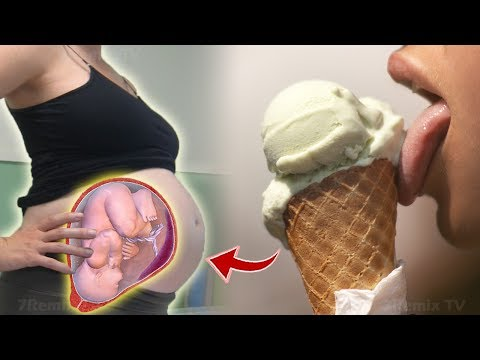 Is It Safe To Eat Ice Cream During Pregnancy? Watch NOW & Don't Give in Every time!