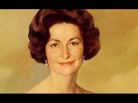 a short biography of lady bird johnson Lady bird johnson died of natural causes on july 11, 2007 at the age of 94 she was remembered for increasing the role of the first lady to include active participation in her husband's .
