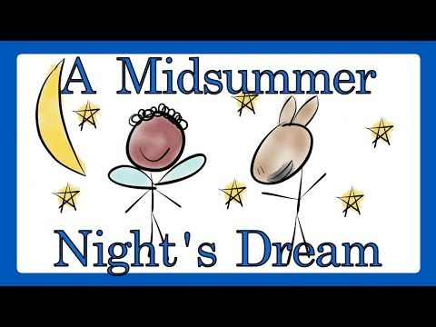 A Midsummer Night's Dream by William Shakespeare (Book Summary) - Minute Book Report