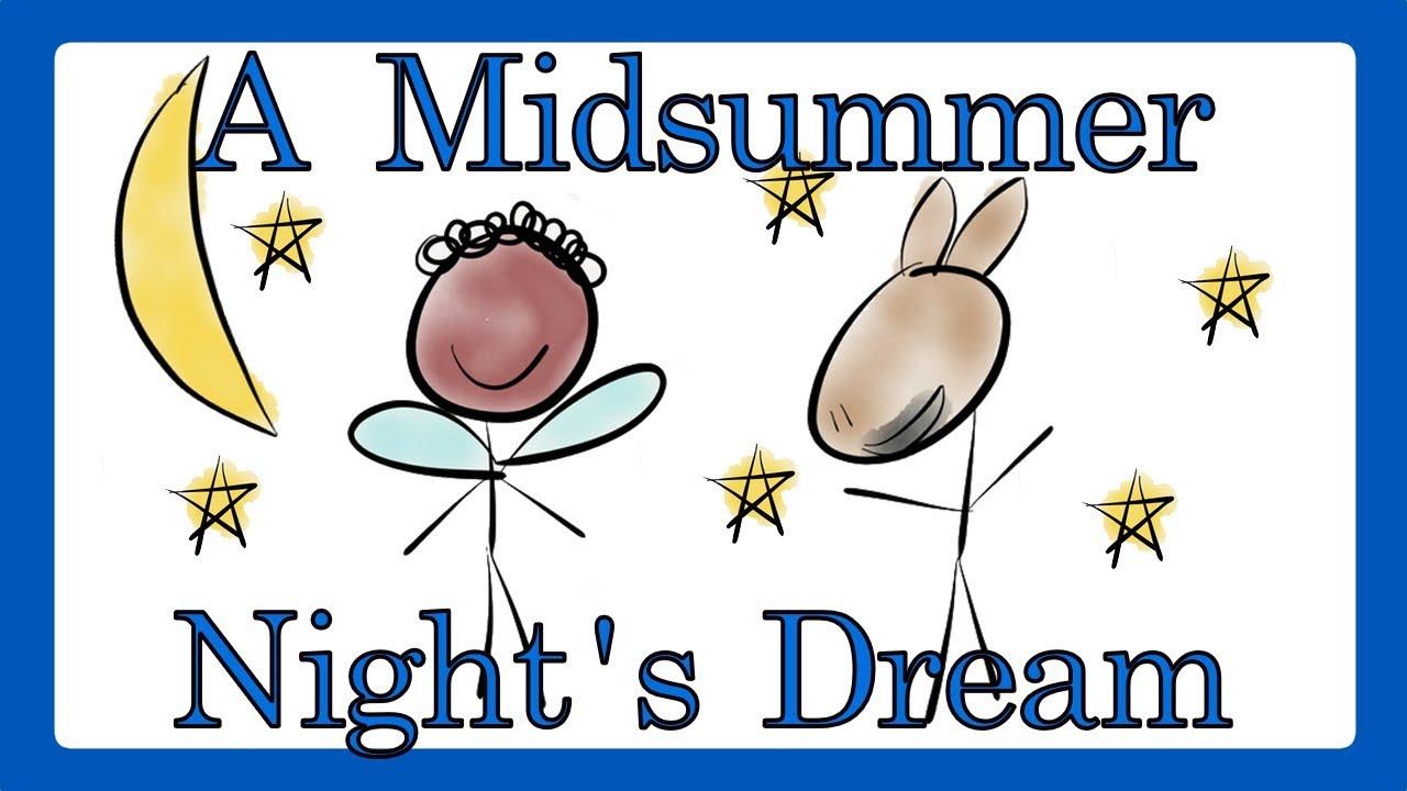 a midsummer nights dream summary