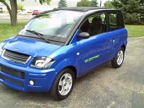 2008 Zenn Lsv Street Legal Electric Car Sd Upgrade To 35mph