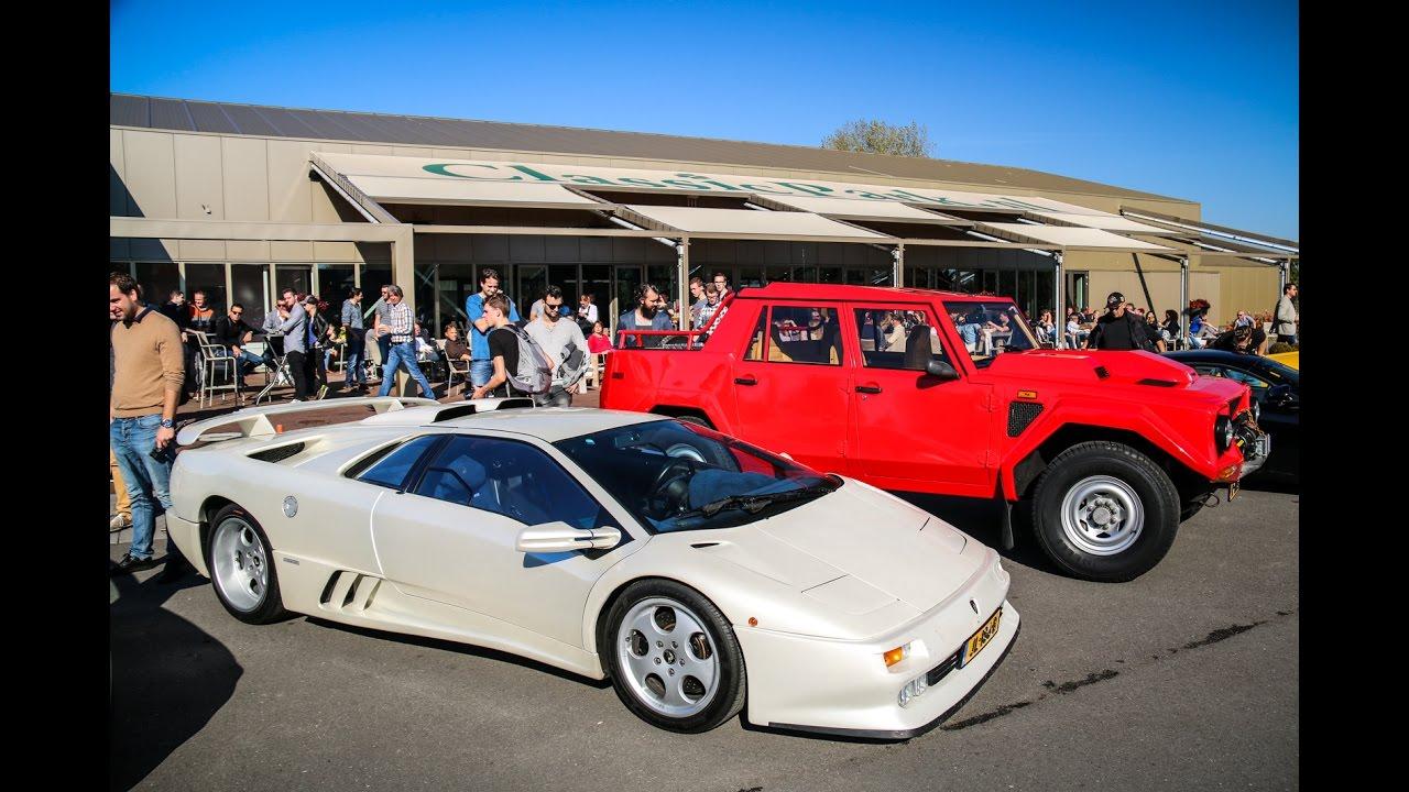 White Lamborghini Diablo Se30 Jota Chassis 123 150