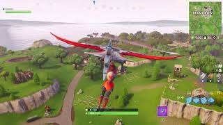 Search between a Bear, Crater, and a Refrigerator Shipment   Fortnite Battle Royale