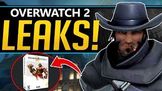 Overwatch 2 Expansion LEAK! Campaign Mode, Blizzcon Info, and more