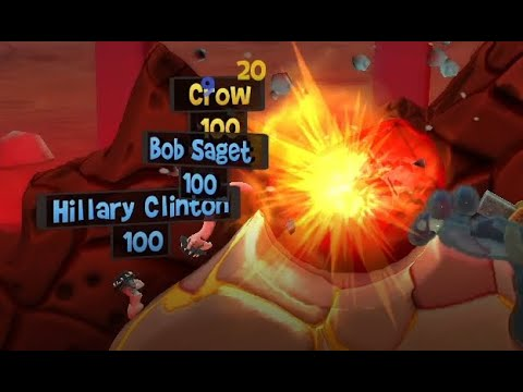 Worms Revolution: I definitely meant to do that |