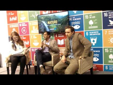 Solutions Hour - Building Climate Action: A Conversation with the Architects of the Paris Agreement