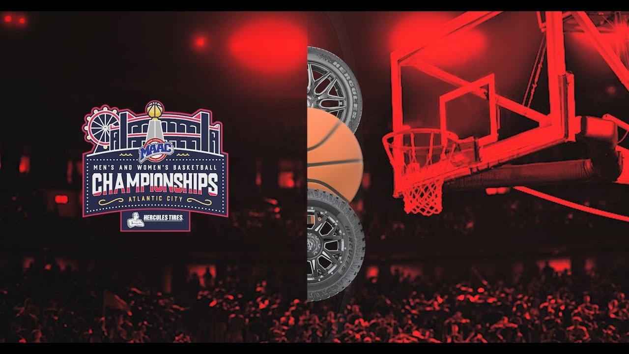 MAAC Basketball - Hercules Tires