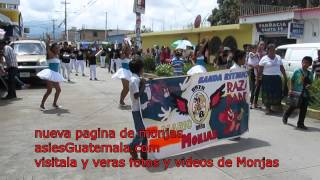 Monjas Jalapa desfile 15 de septiembre