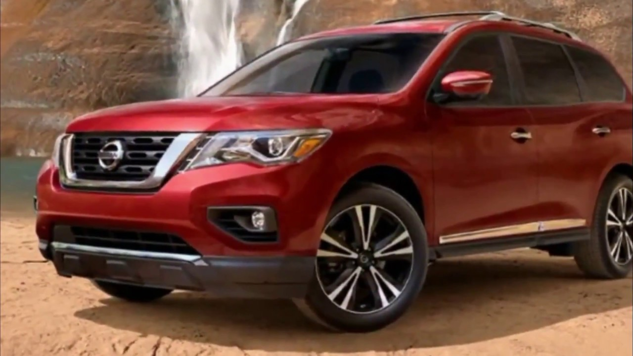 First Look 2019 Nissan Pathfinder Review - YouTube