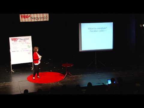 Önként-tessék | Vanda Törő | TEDxNagyerdő