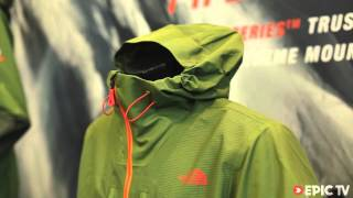 The North Face Fuse Brigandine Jacket - Best New Ski Gear ISPO 2014 | EpicTV Gear Geek