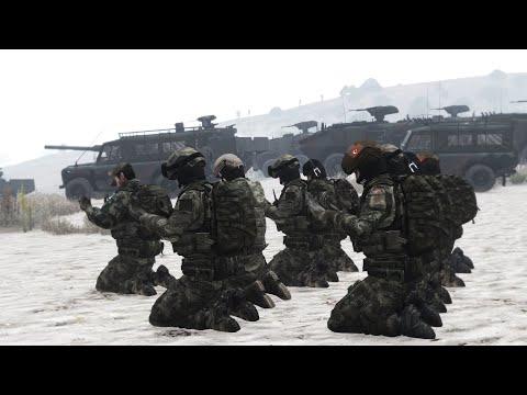 Arma 3 : Turkish Invasion Of Greece | Greco-Turkish War