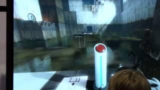 Portal 2 Environment Intro