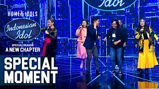 Download lagu Mantap Jiwa! Inilah Keseruan Azka Dan Boy William Jika Battle Rap! - Indonesian Idol 2021