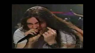Andrew W.K. - Carson Daly Show (I Love NYC and Party Hard) Live (HD)