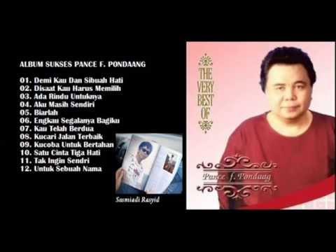 FULL ALBUM THE BEST PANCE F. PONDAAG