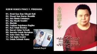 Gambar cover FULL ALBUM THE BEST PANCE F. PONDAAG