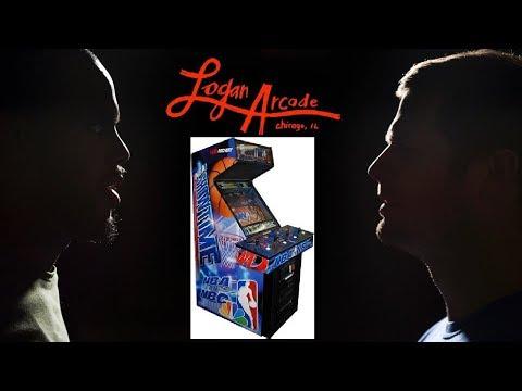 NBA Showtime Gold Edition Arcade - Logan Arcade - RSL - Tom vs Brian - Game 76 |