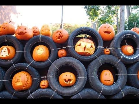 28th Annual Pumpkin Carve