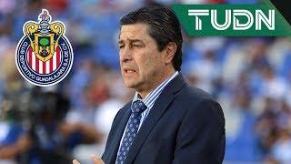 OFICIAL: ¡Luis Fernando Tena es el nuevo DT de Chivas! | TUDN