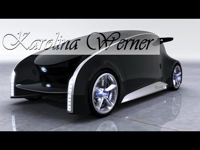 концепт кар автомобиля газ сл5000