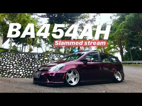 Review Honda Stream #part 1