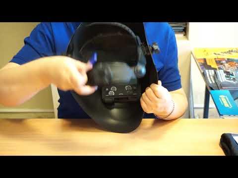 Сварочная маска хамелеон ROSWELD ADF835S