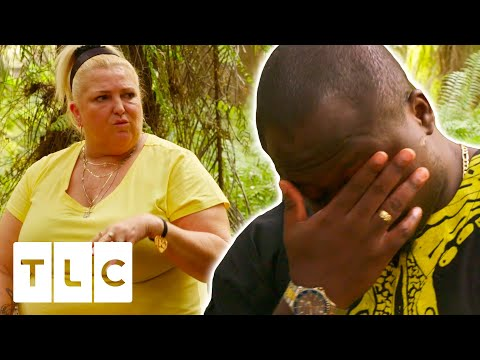 Angela Tells Michael That She Might Not Be Able To Have Kids | 90 Day Fiancé: Happily Ever After?