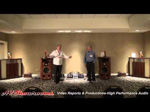 Classic Audio Loudspeakers, JBL Hartsfields, Atma Sphere, Tri Planar, Purist Audio Design