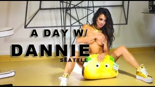A day w/ Dannie // SEATTLE