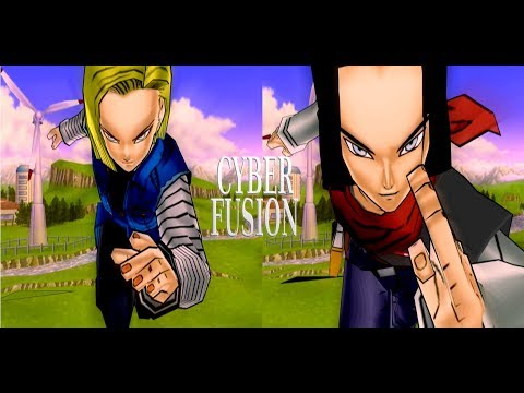 Android 18 And Android 17 Fusion - The Tremendous Power Of Android 35