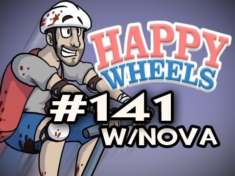 Happy Wheels W/Nova Ep.141 - JUMP FOR THE STARS