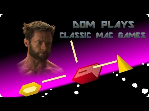 """Dom Plays Classic Mac Games - Ep 67 """"Spectre Games"""""""