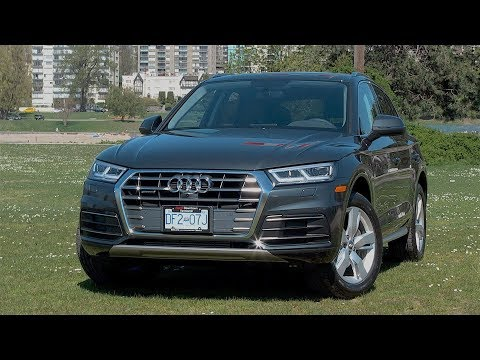 Audi Q5 Review--BEST IN CLASS?