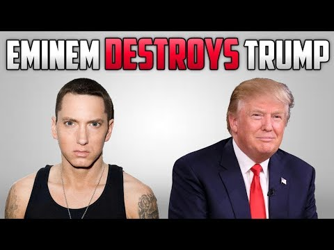 Hip Hop Reacts To Eminem's BET Freestyle