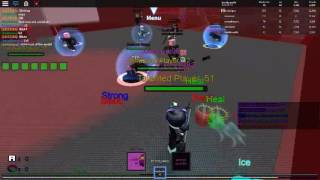 ROBLOX BOSS FIGHTING STAGES/BFS ? PARTE 2 ? LASERS SIGNIFICA RAGE!!!!!!!