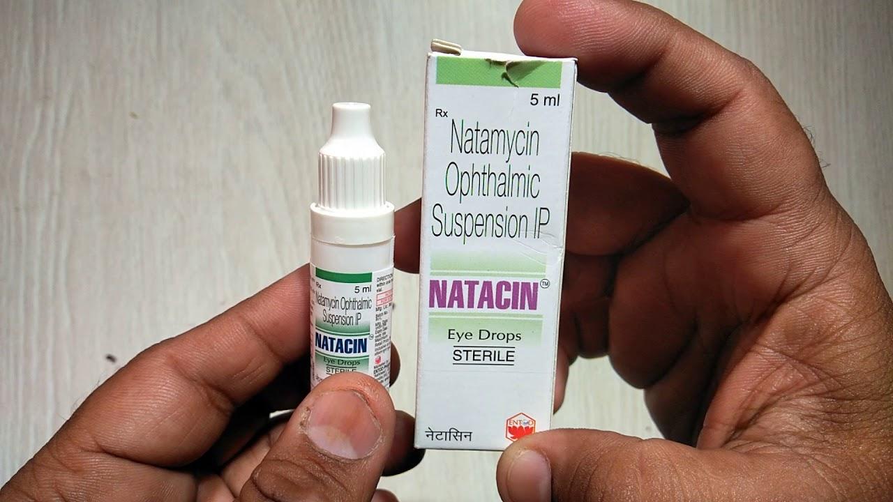 Natamycin Ophthalmic forecast