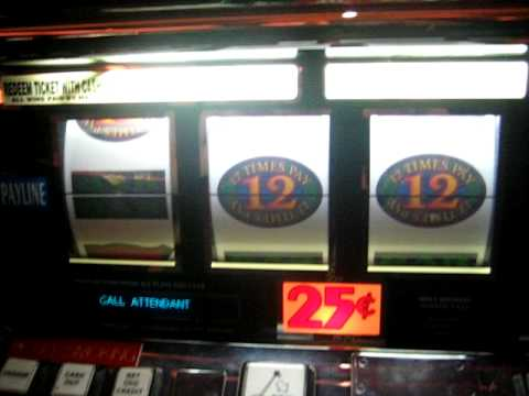 12 Times Pay Slot Machine $2K+ Win! - YouTube