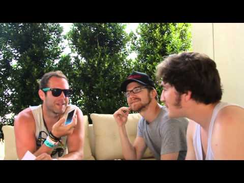 Interview with Moon Taxi at Hangout Music Festival